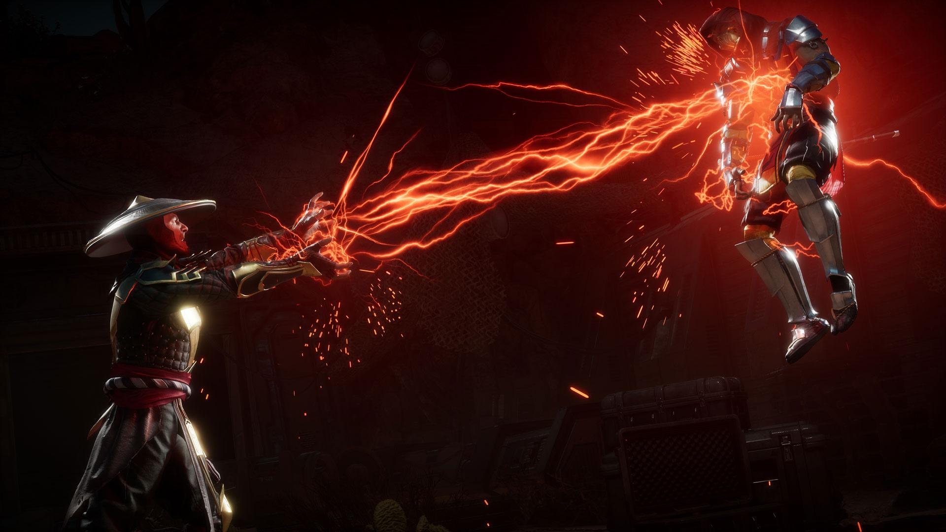 Mortal Kombat 11 Steam Key EUROPE