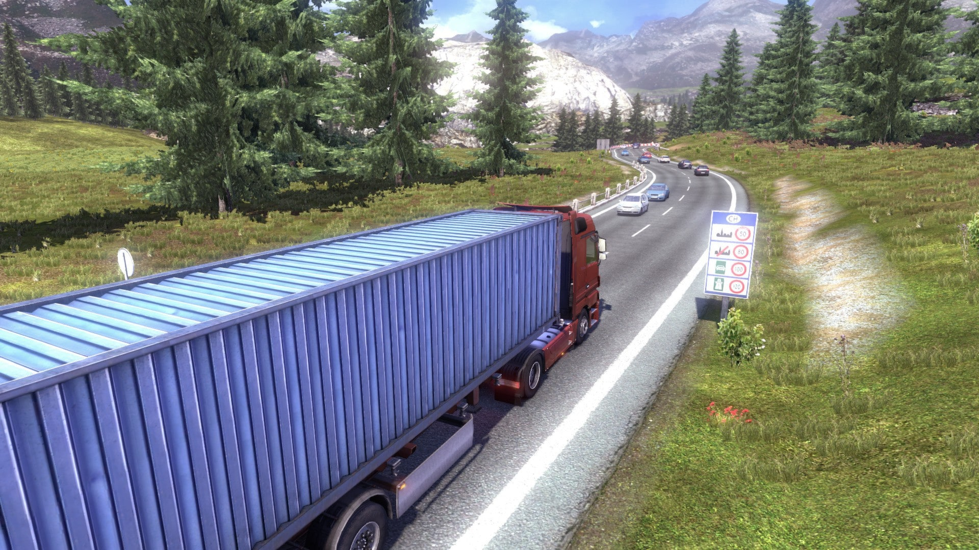 Euro Truck Simulator 2 (ETS 2) - Buy Steam Game PC CD-Key