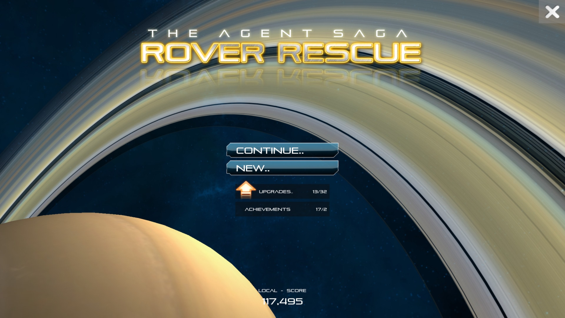 Rover Rescue Steam Key GLOBAL
