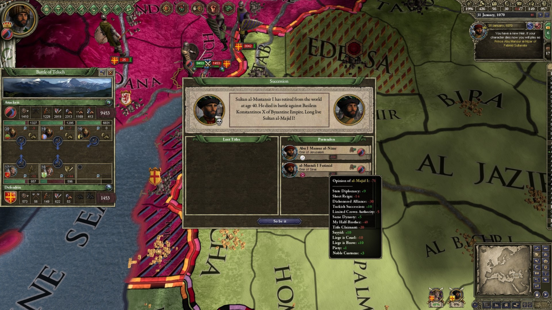 Crusader Kings II Collection (2014) Steam Key GLOBAL