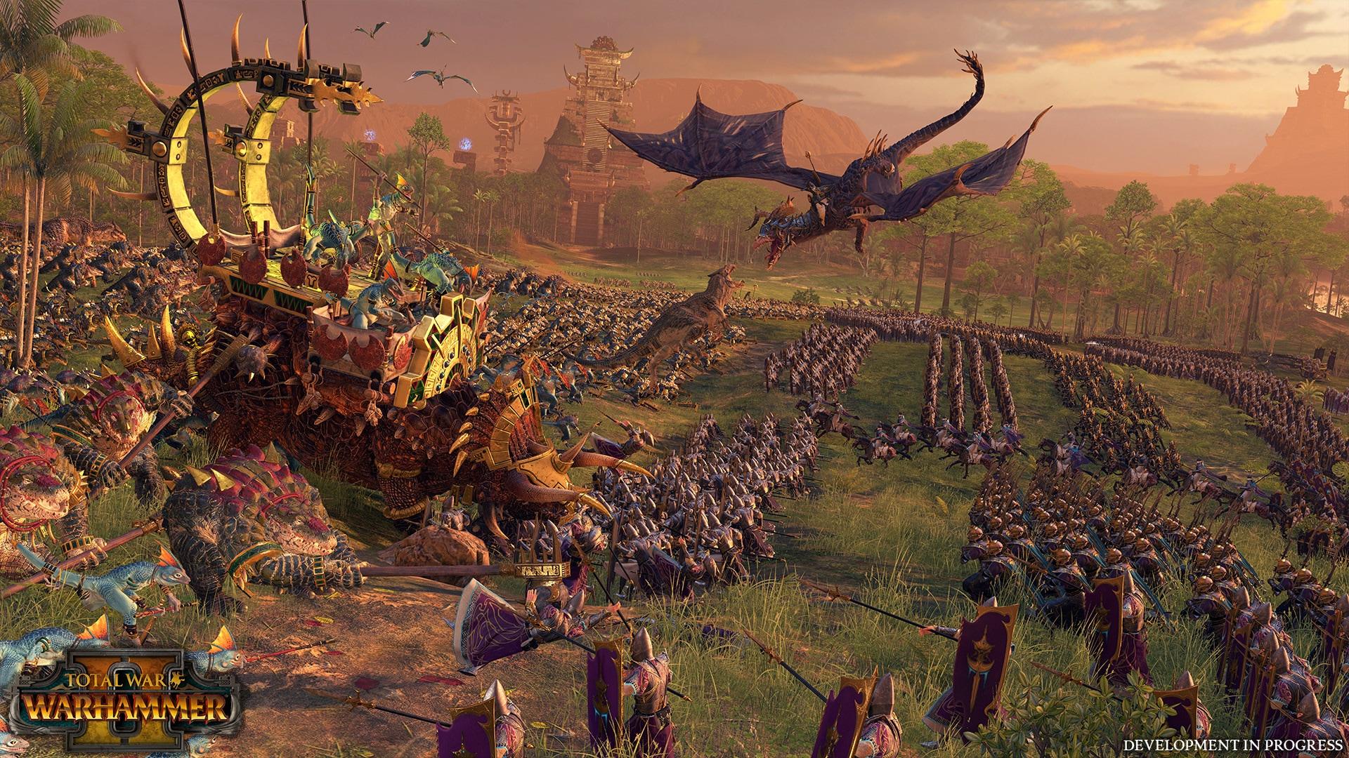 Total War: WARHAMMER II Steam Key GLOBAL