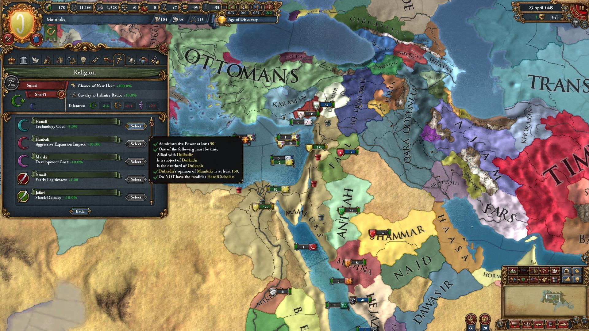 Expansion - Europa Universalis IV: Cradle of Civilization DLC Key Steam  GLOBAL