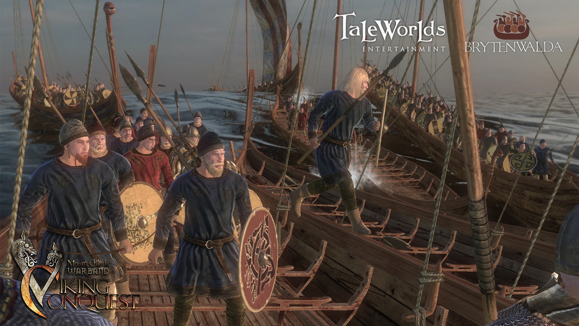 Mount & Blade: Warband - Viking Conquest Reforged Edition Key Steam GLOBAL
