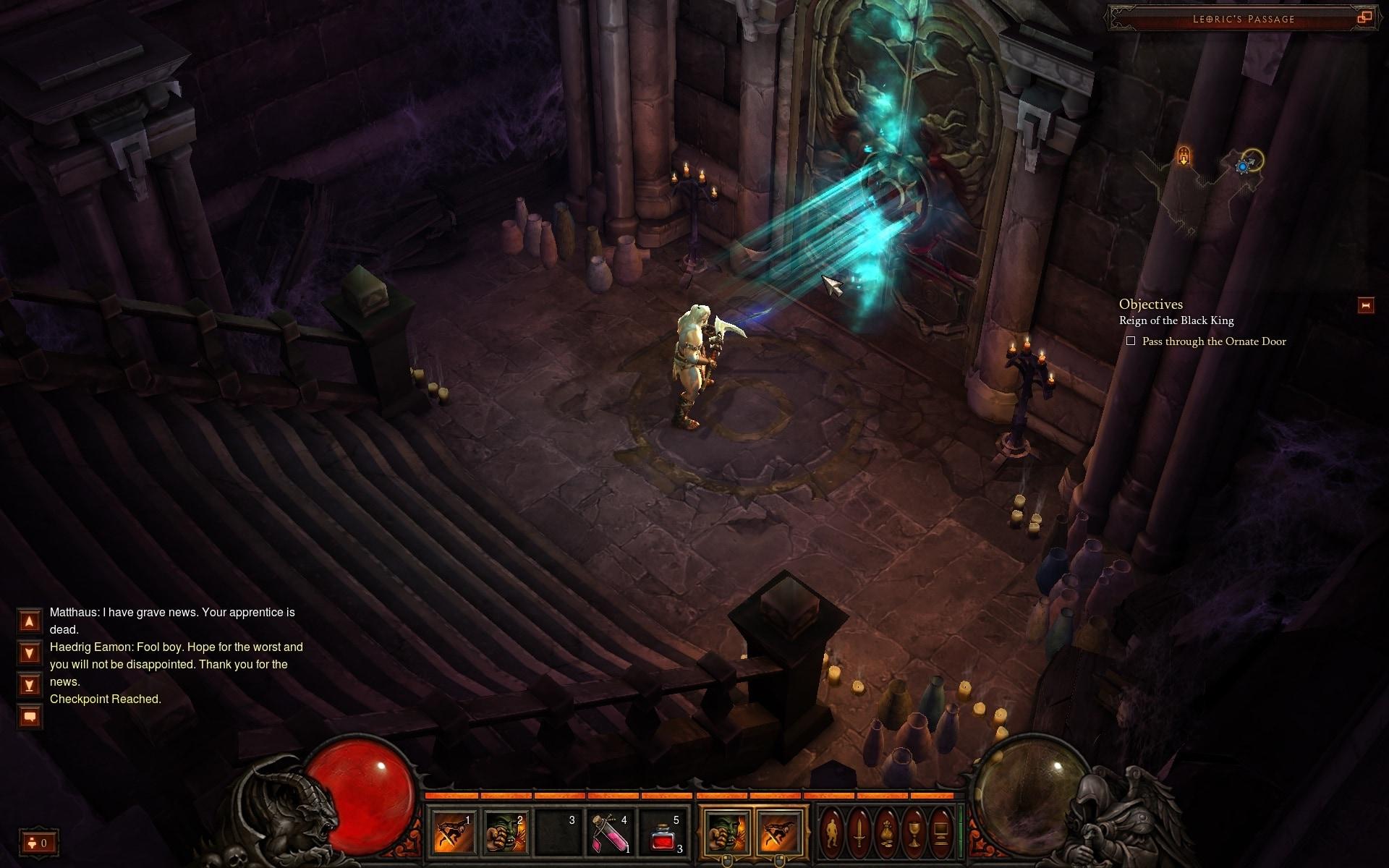 Diablo 3 Battle net Key PC GLOBAL