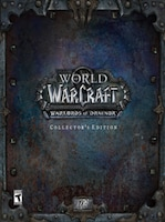 World of Warcraft Warlords of Draenor - Digital Collector's Edition Blizzard Key EUROPE