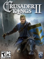 Crusader Kings II Steam Key GLOBAL