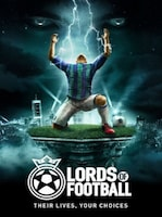 Lords of Football Steam Key EASTERN EUROPE