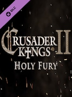 Crusader Kings II: Holy Fury Steam Key GLOBAL