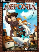Deponia Steam Key GLOBAL