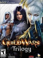 Guild Wars Trilogy NCSoft Key EUROPE