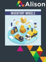 Inventory Management - Using Inventory Models Alison Course GLOBAL - Parchment Certificate