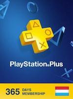 Playstation Plus CARD LU PSN EUROPE 365 Days