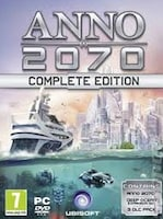 Anno 2070 Complete Edition Steam Key GLOBAL