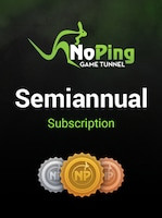 NoPing Game Tunnel Semiannual Subscription NoPing Key GLOBAL