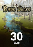RuneScape Timecard Key GLOBAL 30 Days