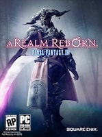 Final Fantasy XIV: A Realm Reborn + 30 Days Included Final Fantasy EUROPE