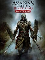 Assassin's Creed IV: Black Flag Season Pass XBOX LIVE XBOX ONE Key EUROPE