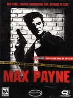 Max Payne Steam Key GLOBAL
