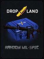 Counter-Strike: Global Offensive RANDOM MIL-SPEC SKIN BY DROPLAND.NET Code GLOBAL