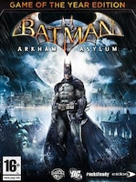 Batman: Arkham Asylum GOTY Steam Key GLOBAL