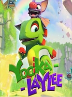 Yooka-Laylee Steam Key GLOBAL
