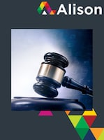 Legal Studies - Laws and the Judicial System Alison Course GLOBAL - Parchment Certificate