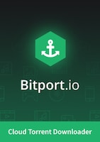 Bitport.io Cloud Torrent Downloader: 1-Yr Standard Plan Subscription Key GLOBAL
