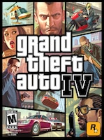 Grand Theft Auto IV Steam Key GLOBAL