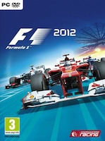 F1 2012 Steam Key GLOBAL