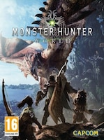 Monster Hunter World Steam Key EUROPE