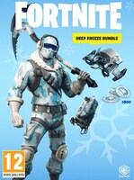 Fortnite Deep Freeze Bundle Epic Games PC Key GLOBAL