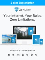 ZenMate VPN 1 Year GLOBAL