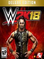 WWE 2K18 Digital Deluxe Edition Steam Key EUROPE