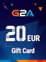G2A Gift Card 20 EUR GLOBAL