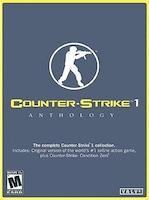 Counter-Strike 1 Anthology Steam Gift GLOBAL