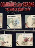 Comrades and Barons: Solitaire of Bloody 1919 Steam Key GLOBAL