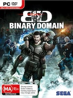 Binary Domain Steam Key GLOBAL