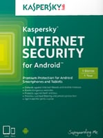 Kaspersky Internet Security for Android 1 Device GLOBAL Key Android Kaspersky 12 Months