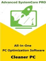 Advanced SystemCare 11 PRO IObit 1 Year 3 PCs Key GLOBAL