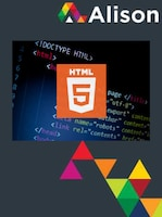 Introduction to New Features of HTML5 Course Alison GLOBAL - Digital Certificate