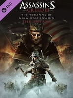 Assassin's Creed III Tyranny of King Washington: The Infamy Uplay Key GLOBAL