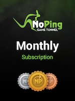 NoPing Game Tunnel Monthly Subscription NoPing Key GLOBAL