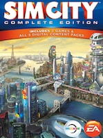 SimCity: Complete Edition Origin Key GLOBAL