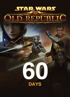 Star Wars The Old Republic Prepaid Time Card Star Wars GLOBAL 60 Days
