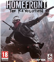 Homefront: The Revolution Steam Key ASIA