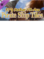 RPG Maker VX Ace - Pirate Ship Tiles Key Steam PC GLOBAL