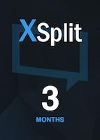 XSplit Premium 3 Months GLOBAL Key