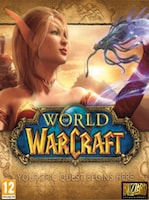 World of Warcraft Battle Chest Blizzard EUROPE 30 Days