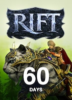 RIFT Patron Subscription Trion Worlds GLOBAL 60 Days Code