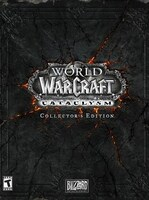 World of Warcraft Cataclysm Collectors Edition Expansion Blizzard Key EUROPE